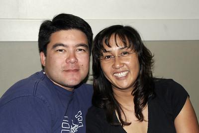 Halloween 2005.Ernie and Vivian.