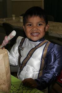 Halloween 2005. Isaac