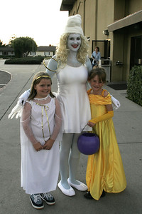 Halloween 2005. Sydney was dressed up as Belle from Beauty and the Beast.