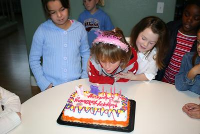 Sydney's 7th Birthday Party