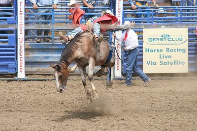 Bareback riding at the 2005 Ventura County Fair.