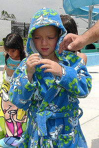 First Baptist Day School Kindergarten Class of 2005-2006 field trip to the Ventura Aquatic Center.