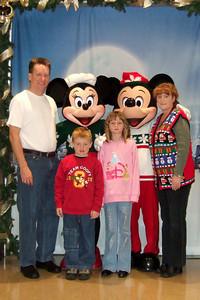 Disney's Holiday Breakfast