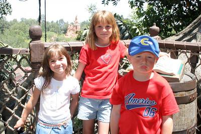 Rachel, Sydney and Christopher