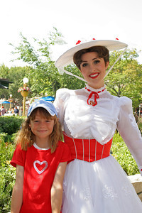 Sydney and Mary Poppins