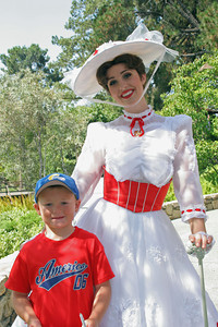 Christopher and Mary Poppins