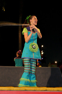Disney presents the Pixar Film Pals in Block Party Bash. Get down and groove as Disney's California Adventure Park hosts this rockin' parade.