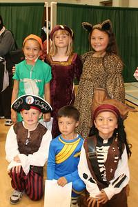 Halloween at St. John's Lutheran School