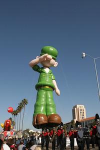 Beetle Bailey. 2006 Port of San Diego Big Bay Balloon Parade