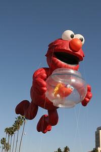 Elmo. 2006 Port of San Diego Big Bay Balloon Parade