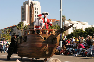 2006 Port of San Diego Big Bay Balloon Parade