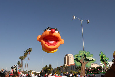 Bert. 2006 Port of San Diego Big Bay Balloon Parade