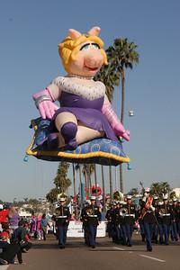 Miss Piggy. 2006 Port of San Diego Big Bay Balloon Parade