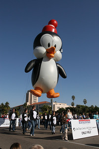 Chilly Willy. 2006 Port of San Diego Big Bay Balloon Parade.