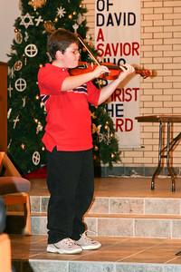 Ms. Krumdiek's music recital.