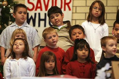 St. John's Lutheran Church 2006 Christmas Program.