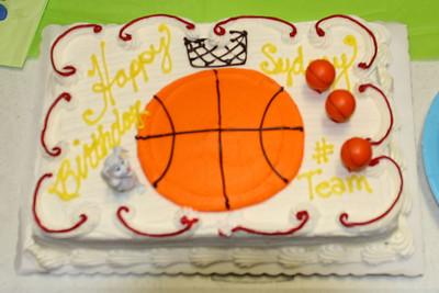 Sydney's 8th Birthday Cake
