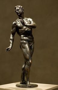 Male Nude, circa 1600 by Tiziano Aspetti. The Getty Center.