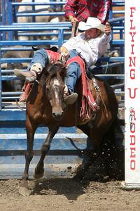 Bareback riding at the 2006 Ventura County Fair