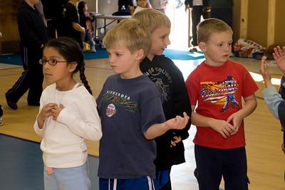 Eaglet Basketball at St. John's Lutheran School