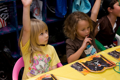 Christopher's 7th Birthday Party