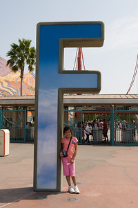 Disneyland and California Adventure (Image taken with Canon EOS 20D at ISO 800, f14.0, 1/800 sec and 28mm)
