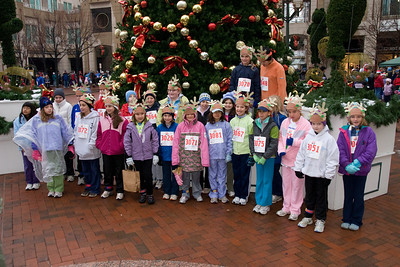 Sydney has been participating twice a week in a before-school program called Girls on the Run. The fall season finished with a 5K run during the 2nd Annual Girls on the Run Reindeer Romp. (Image taken with Canon EOS 20D at ISO 800, f5.6, 1/60 sec and 19mm)