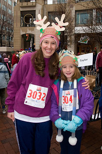 Sydney has been participating twice a week in a before-school program called Girls on the Run. The fall season finished with a 5K run during the 2nd Annual Girls on the Run Reindeer Romp. (Image taken with Canon EOS 20D at ISO 800, f7.1, 1/100 sec and 17mm)