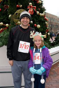 Sydney has been participating twice a week in a before-school program called Girls on the Run. The fall season finished with a 5K run during the 2nd Annual Girls on the Run Reindeer Romp. (Image taken with Canon EOS 20D at ISO 800, f7.1, 1/60 sec and 21mm)