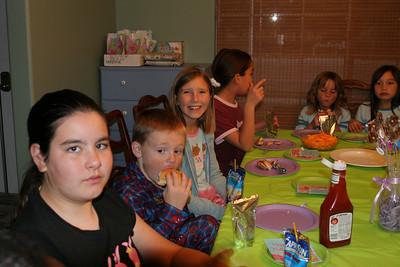 Sydney's 9th Birthday Party