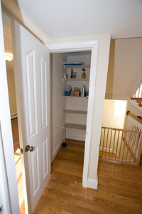 Hall closet. 4357 26th Street N, Arlington VA (Image taken with Canon EOS 20D at ISO 200, f4.0, 1/60 sec and 10mm)
