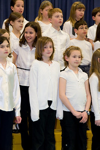 Taylor Elementary School 4th Grade Chorus (28 Feb 2008) (Image taken with Canon EOS 20D at ISO 800, f5.0, 1/60 sec and 62mm)