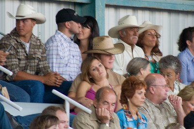Grady and his girlfriend, xxx, at the Alan Jackson concert at the Mid-State Fair in Paso Robles. Betsy, Frank, Kathy and Pat were around the corner, just close enough to keep an eye on these two. (Image taken with Canon EOS DIGITAL REBEL XT at ISO 800, f5.6, 1/60 sec and 300mm)