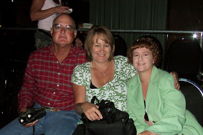 Frank, Betsy and Kathy at the Alan Jackson concert at the Mid-State Fair in Paso Robles. (Image taken with FinePix F10 at ISO 800, f2.8, 1/100 sec and 8mm)