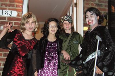Halloween 2008 (31 Oct 2008)