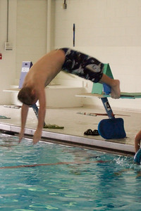 Dive Practice (25 Oct 2008)