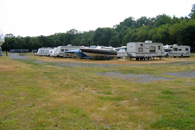 We've stored our 5th wheel at Bull Run Regional Park, which is about 30 minutes from the house. (Image taken with Canon PowerShot A95 at ISO 0, f5.0, 1/400 sec and 7.8mm)