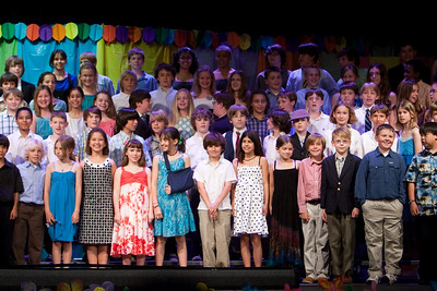 Taylor Elementary 5th Grade Graduation (15 Jun 2009) (Image taken with Canon EOS 20D at ISO 1600, f2.8, 1/320 sec and 70mm)