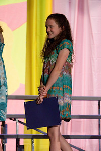 Kathleen. Taylor Elementary 5th Grade Graduation (15 Jun 2009) (Image taken with Canon EOS 20D at ISO 1600, f5.6, 1/80 sec and 155mm)