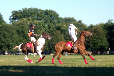 The weather was beautiful, so we spent the afternoon at West Potomac Park on the National Mall watching the 2009 America's Polo Cup Fall Classic matches between the U.S. Polo Team, American/India Pro-Am Team and the Washington Patriots. (Image taken by Sydney J. Kane on 19 Sep 2009 with FinePix F10 at ISO 200, f7.1, 1/280 sec and 24mm)
