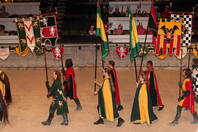 We enjoyed an 11th century-style dinner and show at Medieval Times (Image taken by Patrick R. Kane on 29 Aug 2010 with Canon EOS 20D at ISO 800, f4.5, 1/60 sec and 44mm)