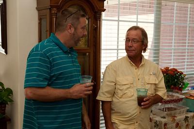 Bill's 80th Birthdayl (10 Sep 2011)