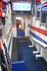 Hallway to the Caps' locker room. As a Christmas gift, Kathy gave Patrick and Christopher a couple of great tickets (Sec 103, Row J, Seats 9 & 10) to the Washington Capitals vs. Vancouver Canucks game. The boys had a great time even though the Caps didn't win. (Image taken by Patrick R. Kane on 14 Jan 2011 with COOLPIX S570 at ISO 800, f2.7, 1/80 sec and 5mm)