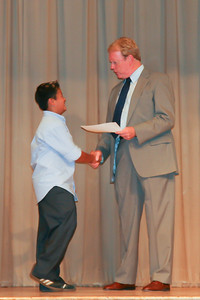 Christopher's 5th Grade Graduation (Image taken by Kathy T. Kane on 22 Jun 2011 with Canon EOS 20D at ISO 400, f4.5, 1/60 sec and 70mm)