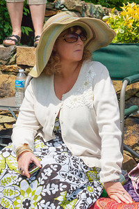 Kathy getting ready for the 86th running of the Virginia Gold Cup steeplechase race at Great Meadow in The Plains, Virginia (Image taken by Patrick R. Kane on 07 May 2011 with Canon EOS-1D Mark II at ISO 100, f11.0, 1/800 sec and 70mm)