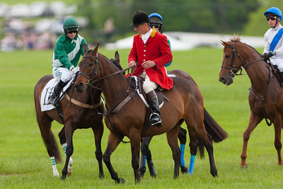The 1st race, Sport of Kings Maiden Hurdle. has a purse of $25,000 and is approximately 2-1/2 miles over National Fences. The 86th running of the Virginia Gold Cup steeplechase race at Great Meadow in The Plains, Virginia (Image taken by Patrick R. Kane on 07 May 2011 with Canon EOS-1D Mark III at ISO 100, f3.5, 1/500 sec and 400mm)