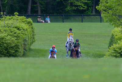 Junior Field Masters Chase. The 86th running of the Virginia Gold Cup steeplechase race at Great Meadow in The Plains, Virginia (Image taken by Patrick R. Kane on 07 May 2011 with Canon EOS-1D Mark III at ISO 100, f3.5, 1/1000 sec and 400mm)