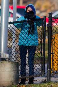 Sydney getting ready to take a picture of her dad at Conowingo Dam (Image taken by Patrick R. Kane on 21 Nov 2012 with Canon EOS-1D Mark IV at ISO 400, f8.0, 1/1000 sec and 560mm)