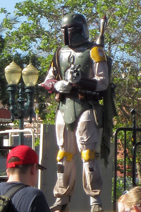 Star Wars, Disney's Hollywood Studios (Image taken by Kathy L. Kane on 26 May 2012 with Canon PowerShot ELPH 100 HS at ISO 0, f5.9, 1/200 sec and 20mm)