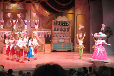 The Beauty and the Beast show at Disney's Hollywood Studios (Image taken by Kathy L. Kane on 26 May 2012 with Canon PowerShot ELPH 100 HS at ISO 0, f4.5, 1/125 sec and 12.8mm)